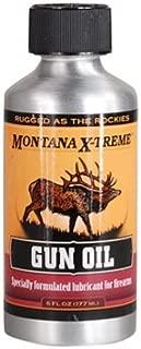 Montana X-Treme Gun Oil 6 oz.