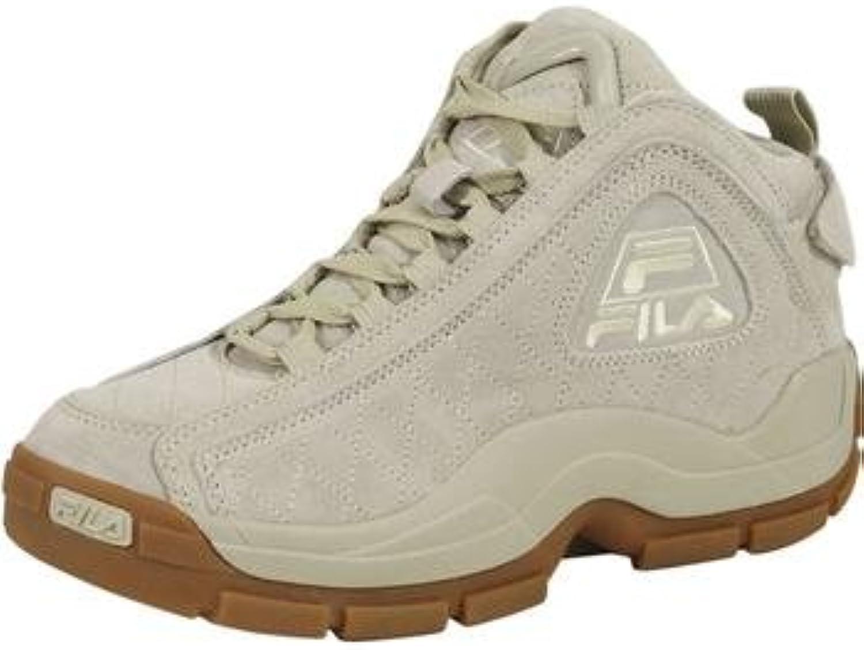 Fila herrar herrar herrar 96 Quited High -Top Basketball skor  varumärke på försäljningsbevis
