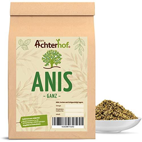 Anis ganz (500g) Anissamen ganz Anistee vom-Achterhof Gewürze Kräuter