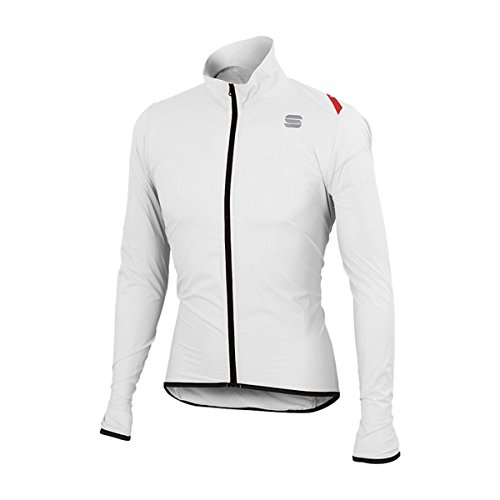 Sportful Hot Packs 6 Veste de Cyclisme pour Homme, Weiss (100), L