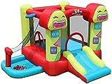 Vivid Castillo Inflable Inflable de los niños, Castillos hinchables, al Aire Libre para niños, pequeña Diapositiva, Plaza, Plaza, Plaza.