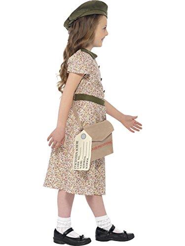 Smiffys Disfraz de niña evacuada