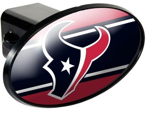 Houston Texans NFL 2pc Rocks Glass Set - Helmet logo