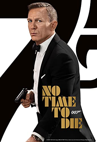 No Time To Die (James Bond) [DVD] [2021]