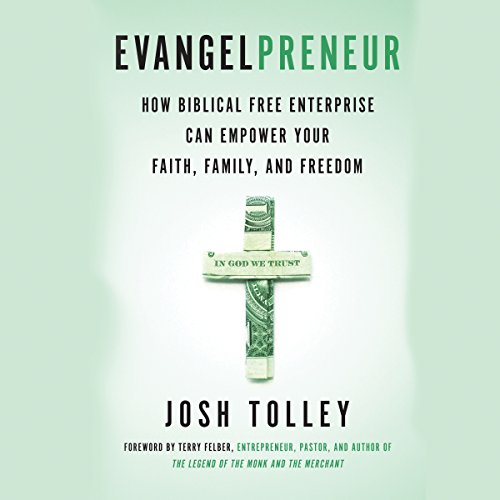 Evangelpreneur audiobook cover art