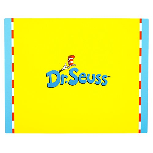 BirthdayExpress Dr Seuss Party Supplies - Activity Placemats (4)