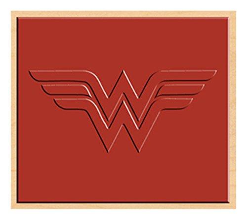 Rubber Stamp DC Comics Originals Wonder Woman Logo Rubber Stamp