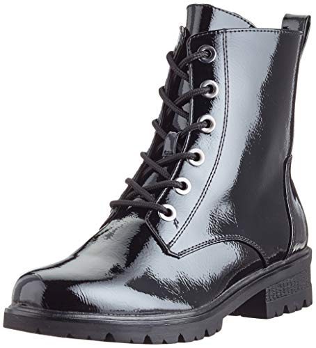 Tamaris Damen 1-1-25280-25 Stiefelette, schwarz, 38 EU