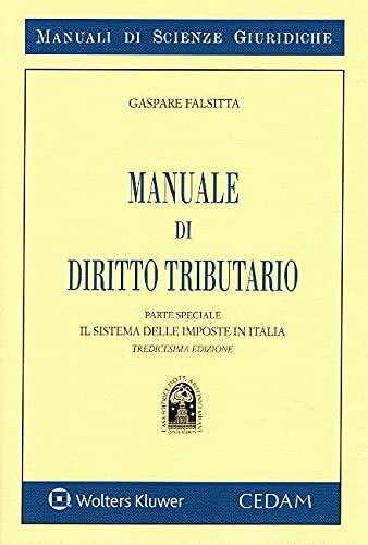 Manuale di diritto tributario p. s.