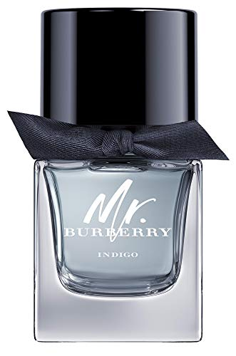 Burberry Mr. Indigo Eau De Toilette 50 Ml