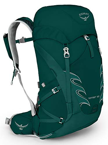 Osprey Tempest 30 Women's Hiking Backpack, Chloroblast Green , X-Small/Small