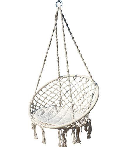 AS-S Design Chaise Suspendu Cruz avec Coussin (sans Support) de