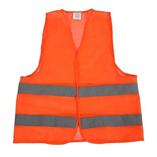 M Gilet Alta Visibilit/à Arancione JKSafety