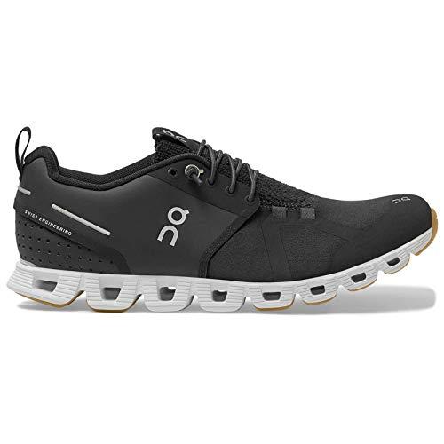 On Running - Running-Schuhe für Damen in Black White, Größe 40.5 EU