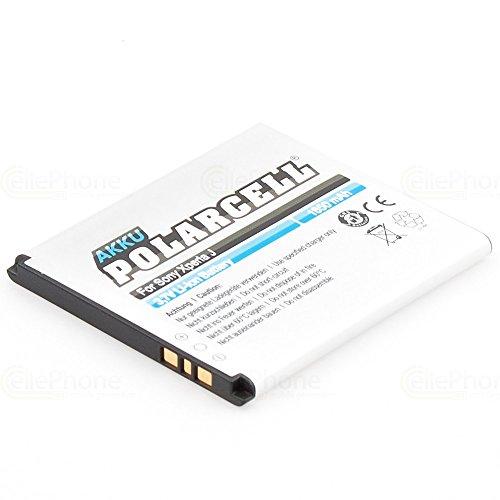 cellePhone PolarCell batería Li-Ion para Sony Xperia E1 / J/L/M/TX (reemplazado BA900)