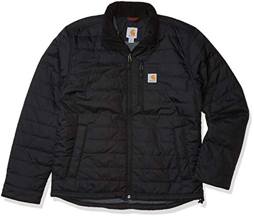 Carhartt Men's Gilliam Jacket, Black, Medium