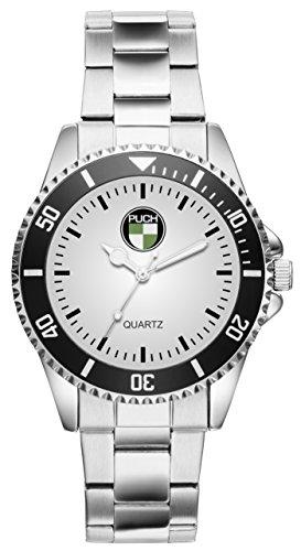KIESENBERG Uhr - Geschenk für Puch Oldtimer Fans Fahrer 1195