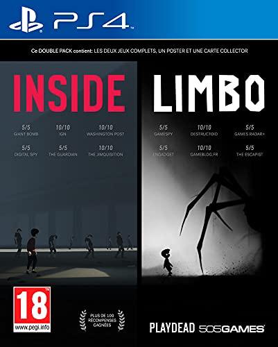 JEU Konsole 505 Spiele innen – Limbo Double PS4