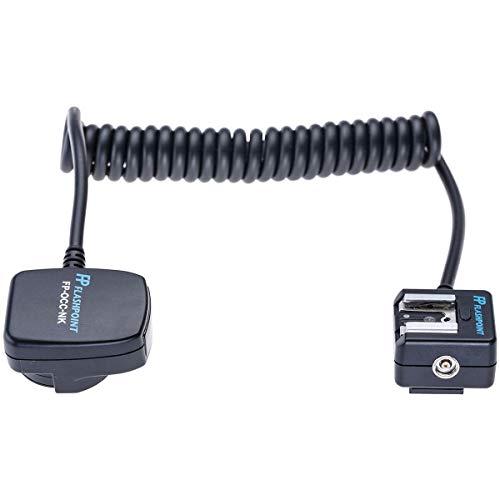 Flashpoint TTL-Off Camera Flash Cord for Nikon - 3