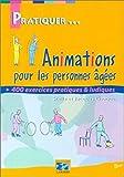 Animations pour les personnes âgées