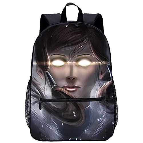3D Printed Children's Backpack Kids Backpack Avatar The Legend Of Korra...