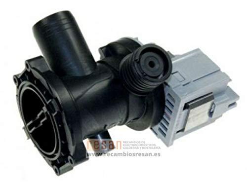 Pompa di scarico per lavatrici Ariston, Indesit, Hotpoint, 220V/240V, 50Hz, 30W