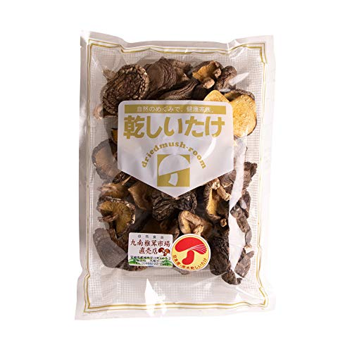 タマチャンショップ 訳ありしいたけ 九州産 130g 原木椎茸 無農薬