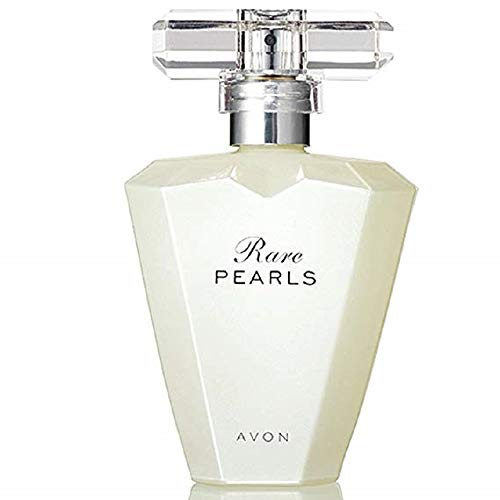 """Espray, perfume, agua de """"Rare Pearls"""", AVON 50ml Nuevo en caja de Avon Rep. Adorable fragancia floral"""