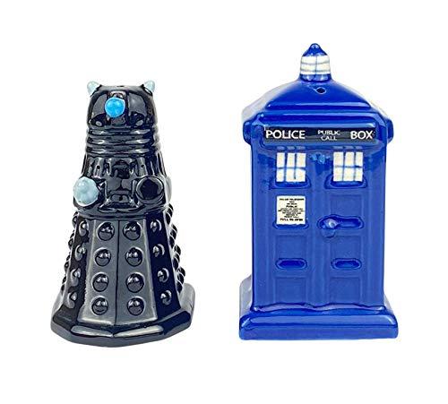 Salz- und Pfefferstreuer von Dalek
