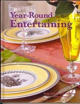 Yearround Entertaining 1405477695 Book Cover