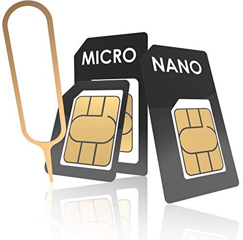 adapter micro sim auf nano