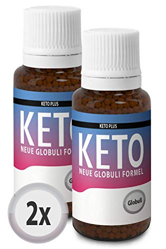 KETO Plus [Original] 2x Efectiva cura de gránulos