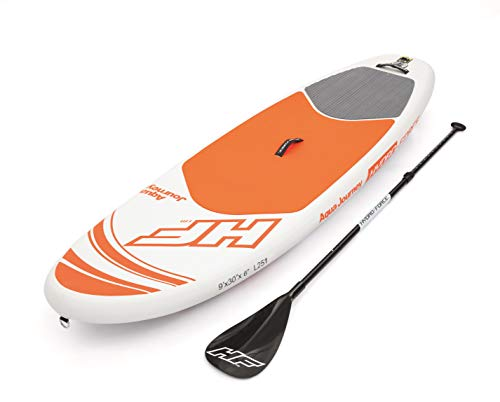 Bestway 836143 - Tabla Paddle surf journey con remo 274x76x15 cm, Multicolor