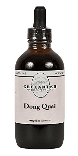 Dong quai Root Concentrated Alcohol-Free Liquid Herbal Extract. Value Size 4oz Bottle (120ml) 240 Doses of 500mg.