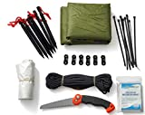 Stanford Outdoor Supply Shelter B.O.S.S. Bug Out Bag Survival Kit