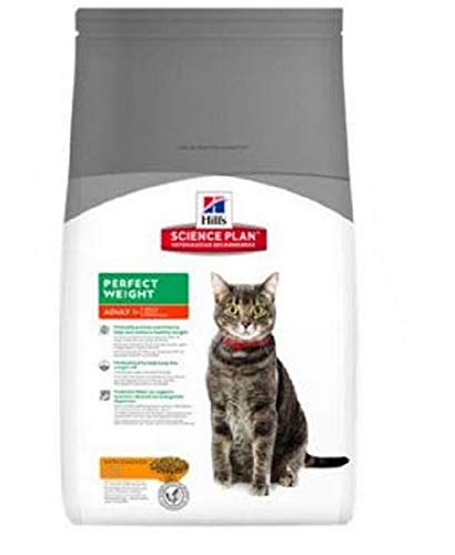 Science Plan Feline Adult Perfect Weight mangime Secco Pollo 1,5 kg
