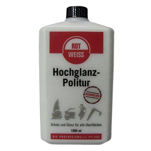 Rotweiss 4000 Hochglanzpolitur