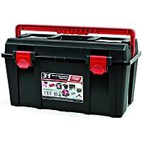 Tayg 131004 Caja herramientas plástico nº 31, 445 x 235 x 230 mm
