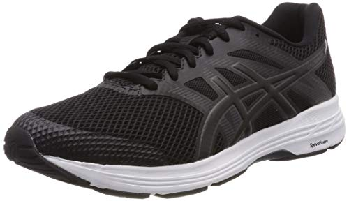 Asics Gel-Exalt 5 1011a162-001, Zapatillas de Entrenamiento Hombre, Negro (Black 1011a162/001), 43.5 EU