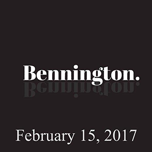 Bennington, Roy Wood Jr., February 15, 2017 cover art