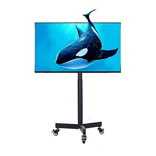 Home TV Stands Floor Stand Height Adjustable Mount For Flat Panel Screen 26