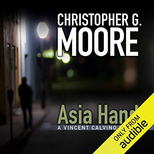 Asia Hand audiobook cover art