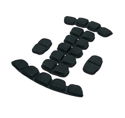 DLP Tactical ImpaX Superior Pad Set Compatible with MICH/OPS-Core/ACH/Crye AirFrame Helmet