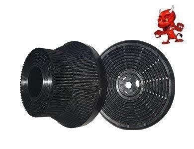 SPARSET 2 Aktivkohlefilter Kohlefilter Filter passend für Dunstabzugshaube Thor TCT 62 S