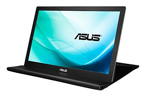 Monitor Asus MB169B+ 15.6inch, IPS, USB 3.0, Asus Smart Case -