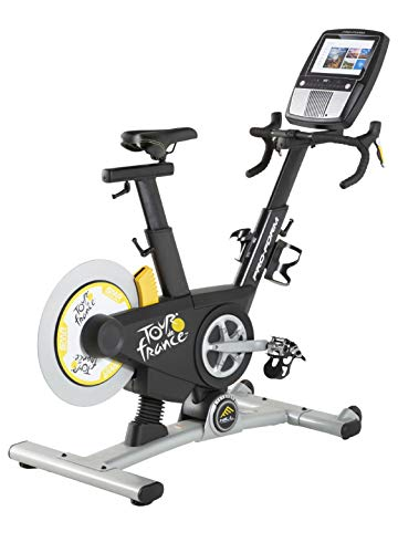 ProForm Bicicleta de ciclismo Tour de France 10.0,, con suscripción de 1año a iFit incluida ✅