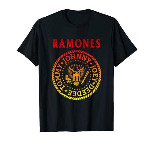 Vintage Ramone Art Presidencial Fun Marca Para Hombres Mujeres Niños Camiseta