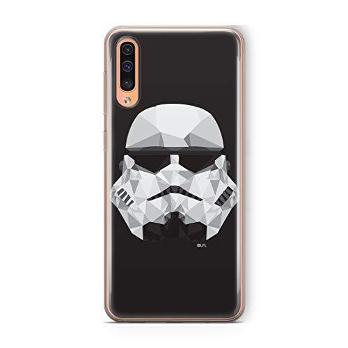Estuche para Samsung A50/A50s/A30s Star Wars Original con Licencia Oficial, Carcasa, Funda, Estuche de Material sintético TPU-Silicona, Protege de Golpes y rayones