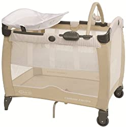 Travel Cot for travelling with a baby