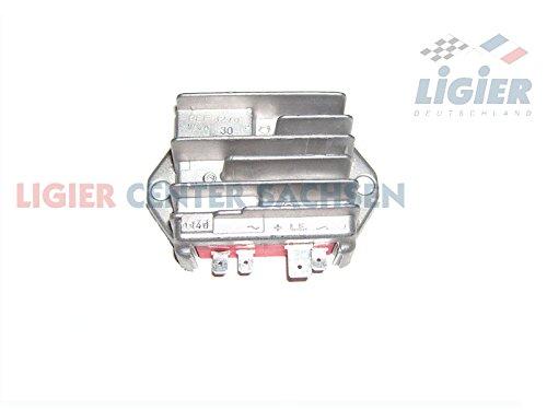 Luce macchina regolatore 30a veicolo leggero